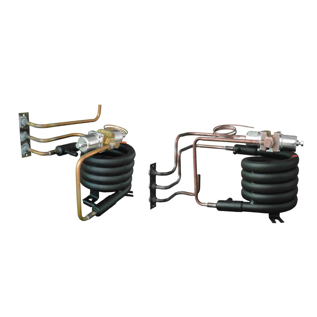 CW-30M & CW-30W Condenser Assemblies 1